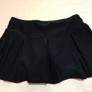 Nike Shorts - Nike dri-fit pleated Skirt/Skort